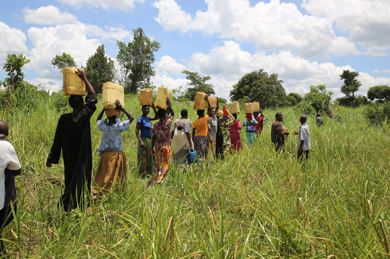 Safe Water Programme in Rural Uganda – Whave Solutions Ltd.