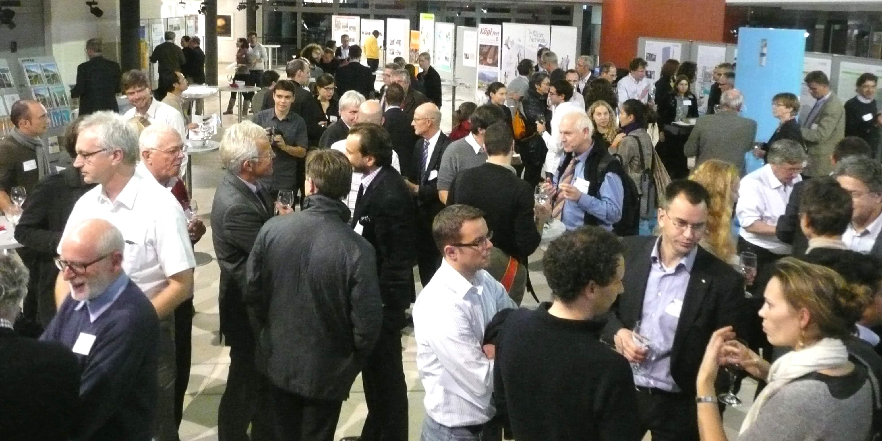 Networking Event of the Swiss Water Partnership