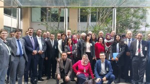UNESCWA Expert Group Meeting April 2016
