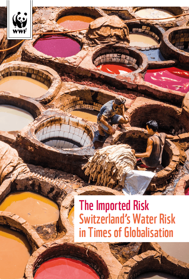 The Imported Risk - Front Page