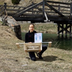 Swiss Junior Water Prize 2020 - Anna Sidonia Marugg